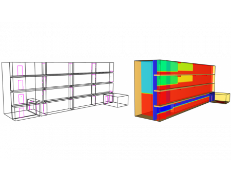 FIM - интегральная и зонная модели пожара-3