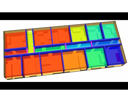FIM - интегральная и зонная модели пожара-1
