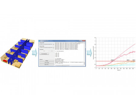 FIM - интегральная и зонная модели пожара-2