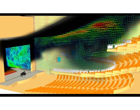 PyroSim  - полевая модель пожара-1